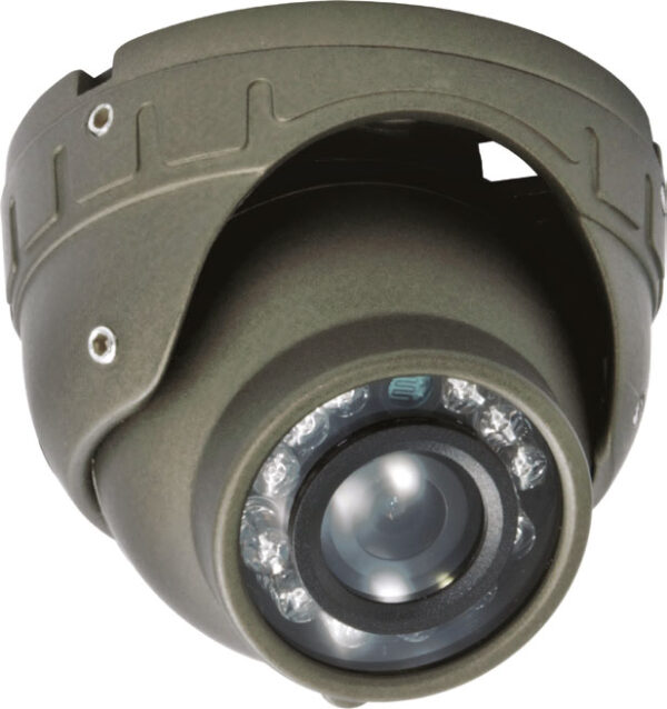 AHD Dome Camera with Audio