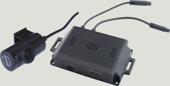 Dash Camera with External ECU