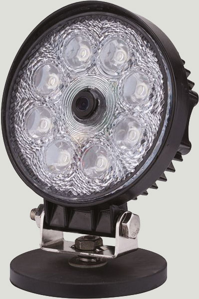 Work Light with Built in Camera