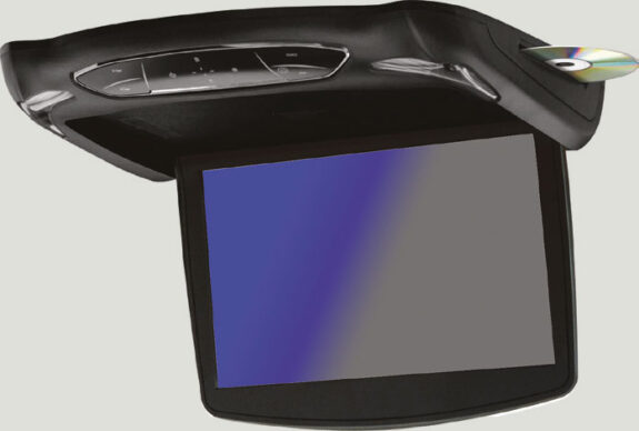"""13.3"""" DVD Roof Mount Monitor"""