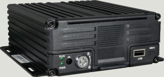 AHD 4 Channel Digital Video Recorder + 1 Channel IPC